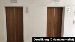 Кўп қаватли бинодаги лифт, Тошкент вилояти