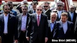 ترکیه یک استثنای دوران تحریم نیست، یک مثال آشکار از قدرتیافتن واعظی در حوزه دیپلماسی است.