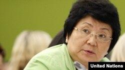 Kyrgyz President Roza Otunbaeva had vetoed the bill