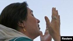 د پاکستان پخوانۍ وزیراعظمه بې نظیر بوټو