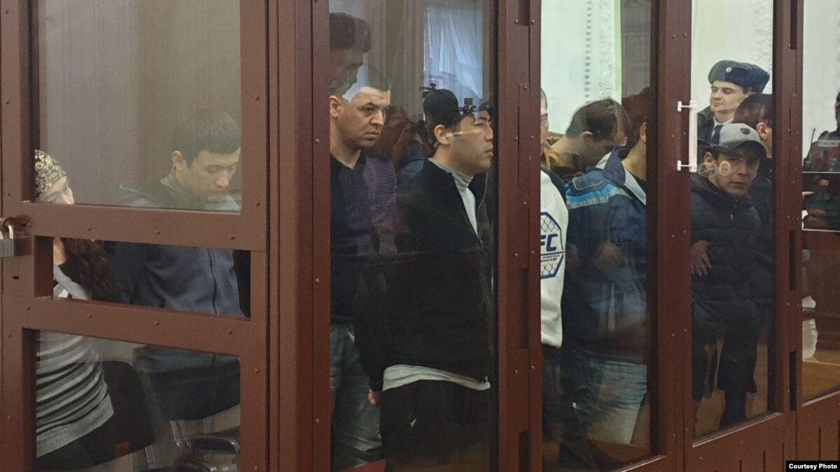 Суд в России объявил приговоры по делу о взрыве в метро Санкт-Петербурга