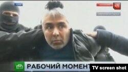 Задержание руководителя организации «Содружество» («Ҳамдўстлик») Талиба Исажанова.