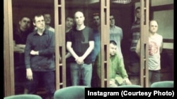"""Обвиняемые по """"болотному делу"""" на рассмотрении апелляции 2 июля http://instagram.com/radiosvoboda"""