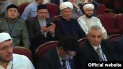 Нохчийчоь --Соьлж-ГIаларчу дуьненаюкъарчу исламан конференцехь,2016