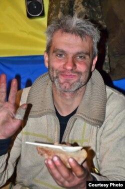 Ігор Брановицький, грудень 2014 року (Фото Руслана Боровика)