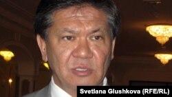 Ермұхамет Ертісбаев. Астана. 12 шілде 2012.