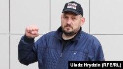 Блогер Сяргей Ціханоўскі