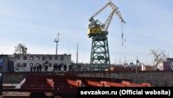 Предприятие «Севастопольский морской завод имени Серго Орджоникидзе», архивное фото