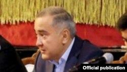 Мэр Ташкента Джахонгир Артыкходжаев