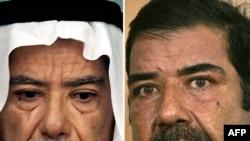 وطبان وسبعاوي، الأخوان غير الشقيقين لصدام حسين