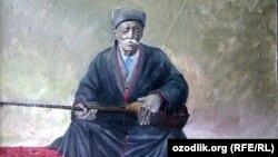 Известный узбекский бахши Бола бахши (Курбанназар Абдуллаев).