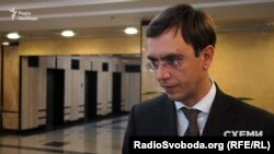 Ваша Свобода | Інтерв'ю міністра інфраструктури Володимира Омеляна