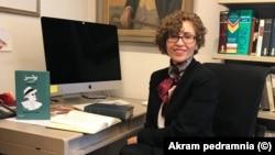 اکرم پدرامنیا، مترجم ایرانی