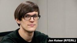 Czech director Lukas Kokes