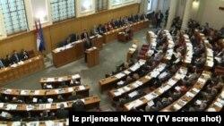 Parlamenti i Zagrebit