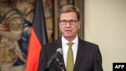 Ministri i Punëve të Jashtme të Gjermanisë, Guido Westerwelle (Ilustrim)