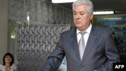 Претседателот на Молдавија Воронин