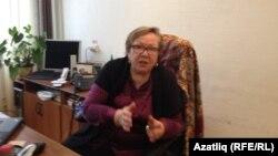 Мәскәүнең Муса Җәлил исемен йөрткән татар мәктәбе директоры Лемма Гирфанова
