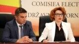 ДИК прес конференција за претседателските избори 2019 - Љупка Гугучевска