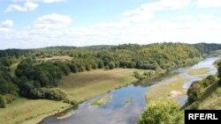 Соколині гори. Краєвид у Березнівському районі Рівненщини.