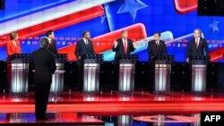 Republikanski kandidati na CNN-novoj debati, 15. decemvar 2015.