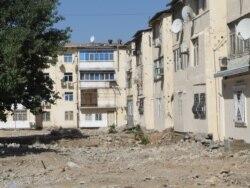 Aşgabat: Gurluşyk galyndylary ençeme aýlap arassalanmaýar