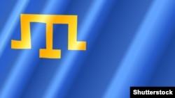 Прапор кримськотатарського народу ©Shutterstock