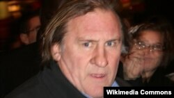 Жерар Депардье, французский актер.