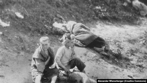 Беспризорные дети в годы Голодомора. Харьков, 1933 год.