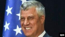 Predsednik Kosova Hašim Tači (Hashim Thaci)