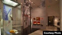 """Экспозиция выставки """"Красные музеи"""" (www.nm.cz)"""