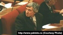 Ресейлік журналист Юрий Щекочихин.