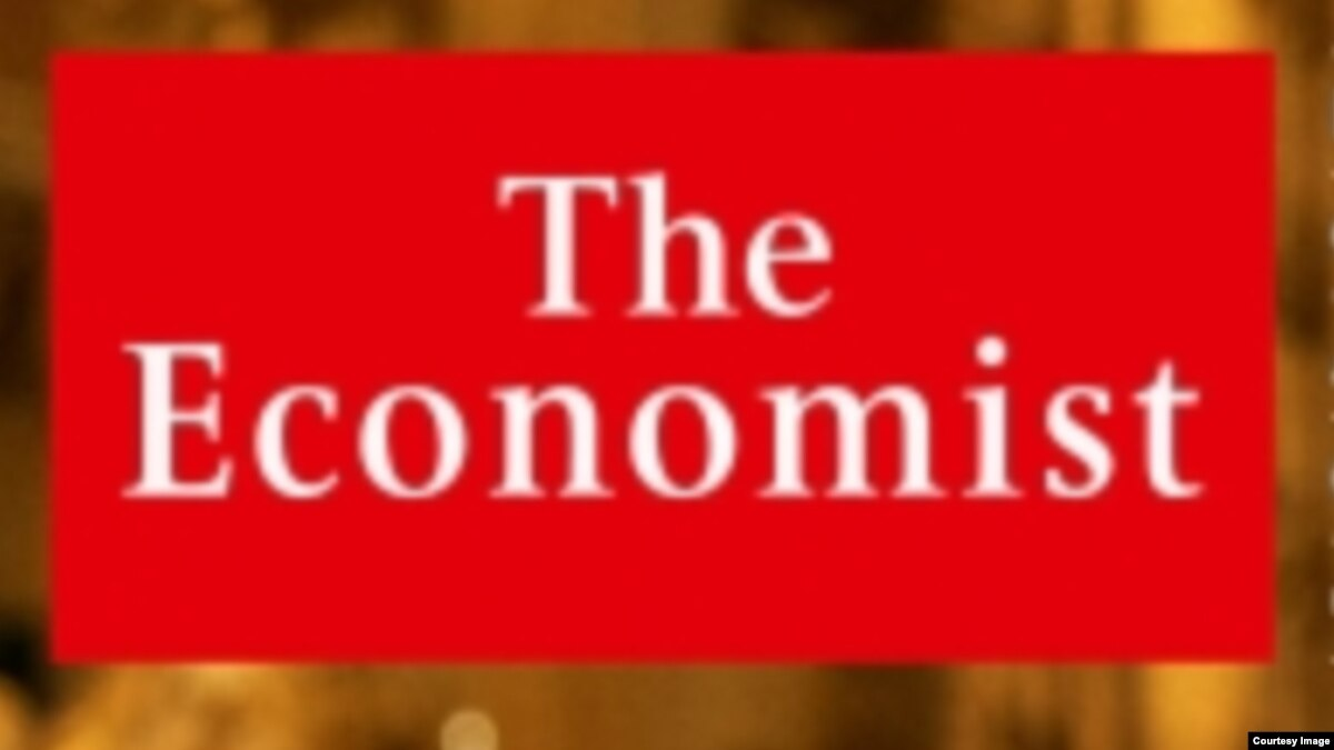 Журнал The Economist опубликовал карту Украины без Крыма – посольство