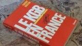 Coperta volumului , Le KGB en France, Thierry Wolton, Grasset, 1986.
