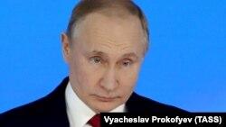 Путіна обрали на четвертий термін у березні 2018 року