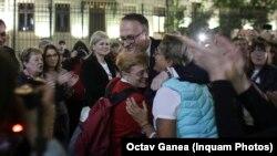 Alexandru Cumpănașu s-a lansat în cursa prezidențială după ce a fost mediatizat în calitate de rudă a uneia dintre fetele dispărute la Caracal, Alaxandra Măceșanu, despre care ancheta afirmă că a fost ucisă