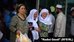 Ҷасади духтарчаи 5-солаи тоҷик ба Душанбе оварда шуд