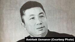 Профессор Жээнбай Мукамбаев