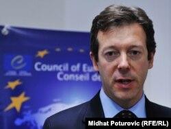 Nigel Casey, britanski ambasador u BiH