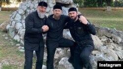 Руководство Чечни