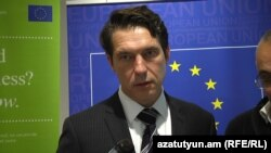 Վերակառուցման և զարգացման եվրոպական բանկի հայաստանյան գրասենյակի ղեկավար Մարկ Դևիս: