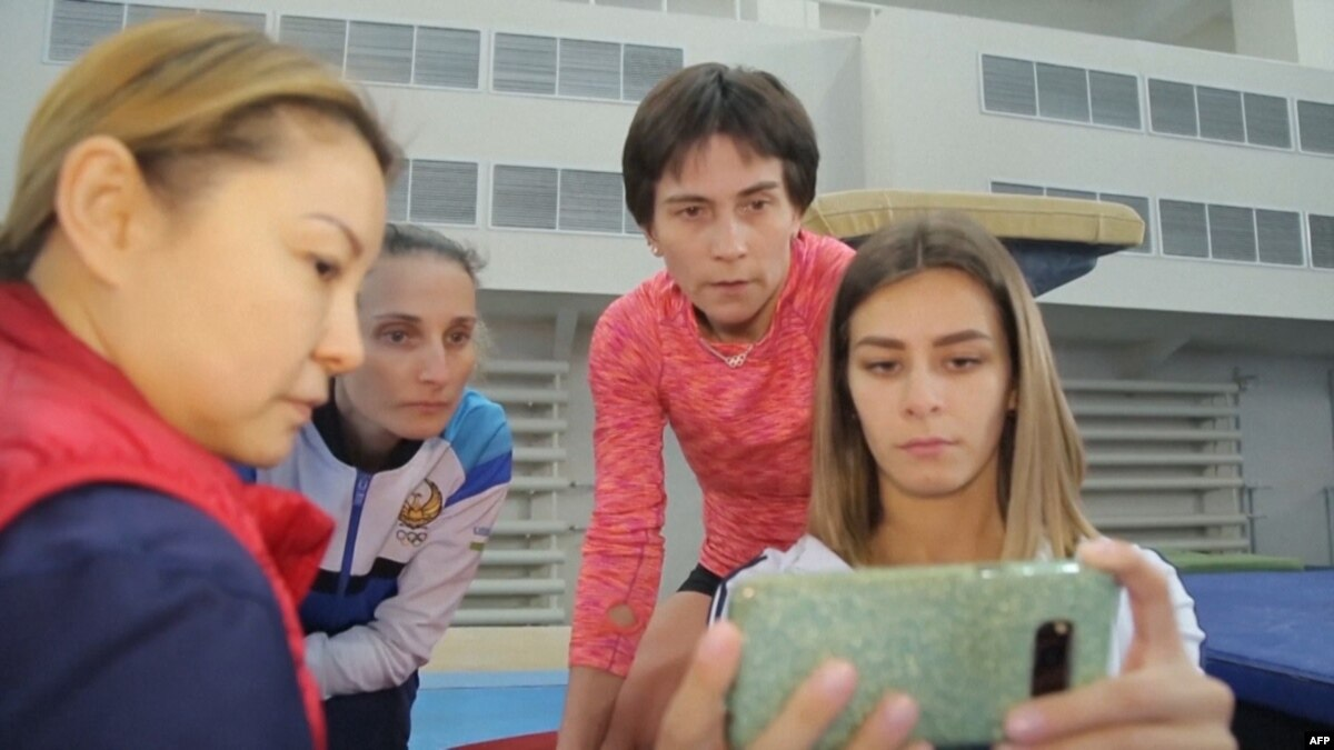Uzbek Gymnast Set For Record-Breaking Eighth Olympics