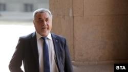 Лидерът на НФСБ Валери Симеонов