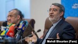Iranian Interior Minister - Abdolreza Rahmani Fazli. File photo
