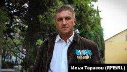 Пророссийский активист Дмитрий Джигалов