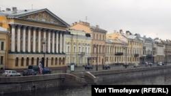 Санкт-Петербург, Английская набережная