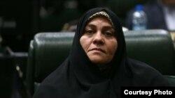 فاطمه سعیدی، نماینده مجلس از تهران