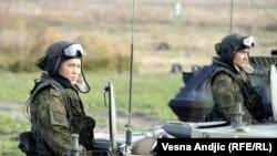 Zajednička vojna vježba Rusije i Srbije, novembar 2014.
