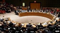 Sednica Saveta bezbednosti Ujedinjenih nacija, ilustrativna fotografija