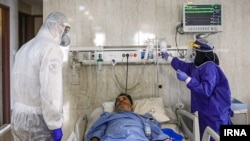 The Iranian Health Ministry's decision comes amid an outbreak of the coronavirus that has killed nearly 8,500 people and infected tens of thousands more, according to official figures. (file photo)